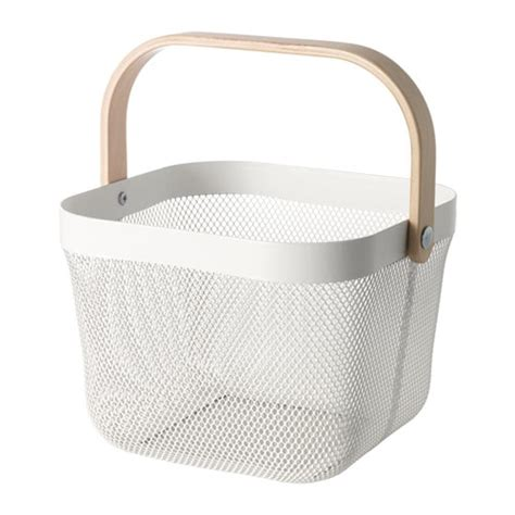 ikea baskets risatorp wire basket ikea