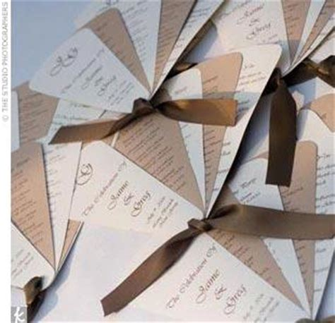 diy paper fans template diy wedding invitations programs and more