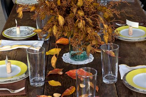 cheap thanksgiving table decorations cheap thanksgiving table decoration photograph inexpensive