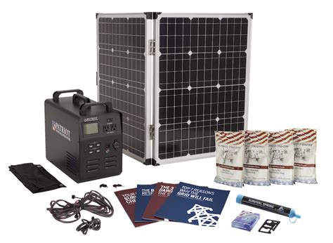 patriot power generator review basic package