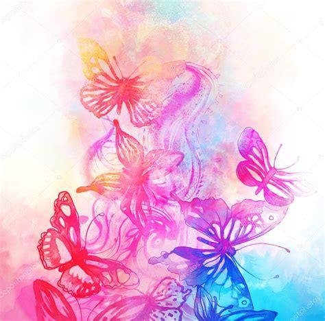 sfondi fiori e farfalle sfondo con farfalle e fiori foto stock 169 vgorbash 40838807