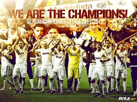 wallpaper barcelona juara download wallpaper real madrid juara la liga 2011 2