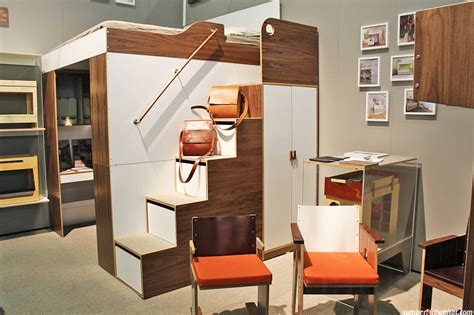 desain kamar loft 7 tempat tidur tingkat yang malah bikin kamar tambah luas