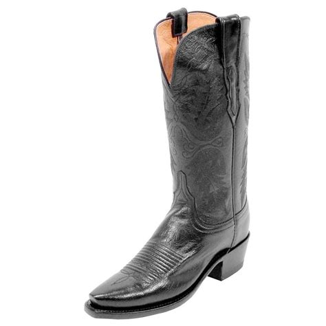 d d outfitters lucchese black buffalo boots