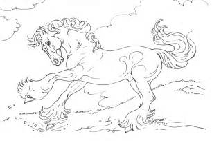 Breyer Horses Colouring Pages