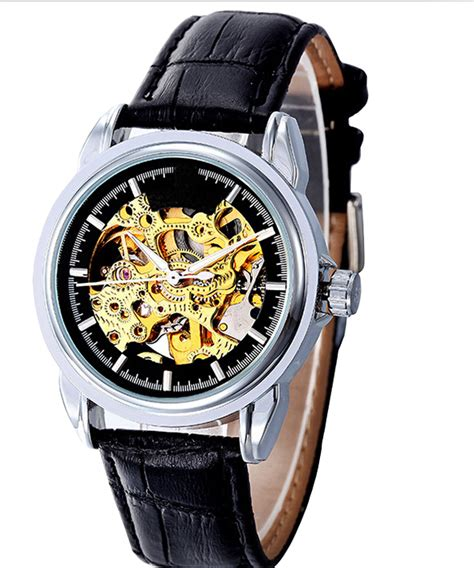 most popular 2015 skeleton automatic mechanical