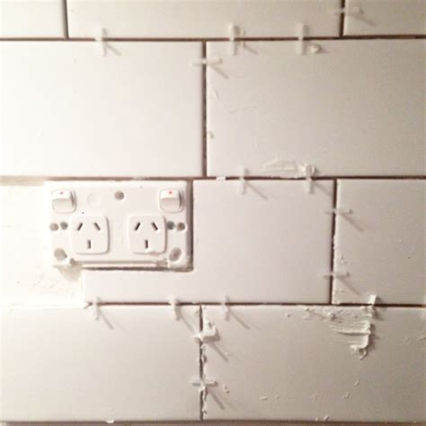 how to measure for kitchen backsplash diy kitchen wall tiling subway tile part 1 171 life by the