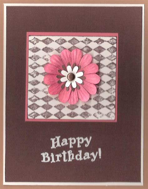 Easy Handmade Birthday Cards - birthday cards kamaci images hr