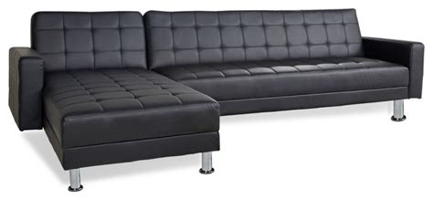 Barcelona Sofa Bed Barcelona Sofa Bed Sectional With Chaise Contemporary Sleeper Sofas By Kaleidoscope Furniture