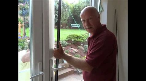 Removing An Door by How To Remove A Window And Fit Doors