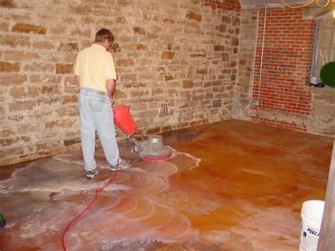 Acid Staining Basics   The Concrete Network