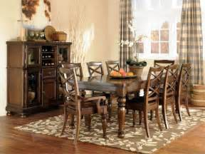 Ashleys Furniture Dining Room Sets Furniture Porter Dining Room Set Furniture Design Blogmetro
