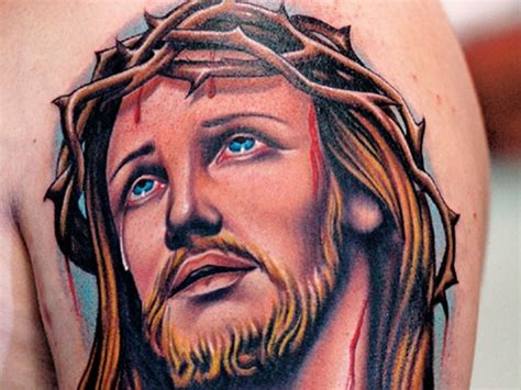 tattoo pictures jesus 45 jesus tattoo designs