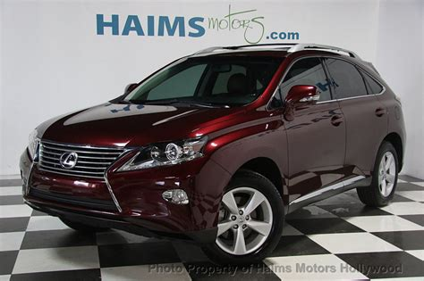 lexus rx 2014 2014 used lexus rx 350 at haims motors serving