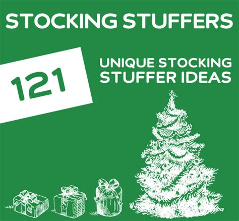great stocking stuffer ideas christmas gift stocking stuffer ideas for men women kids