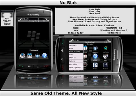themes for blackberry storm 9530 crystal clear new styles available 151 compatible