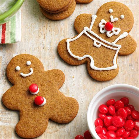 swedish gingerbread cookies recipe taste of home