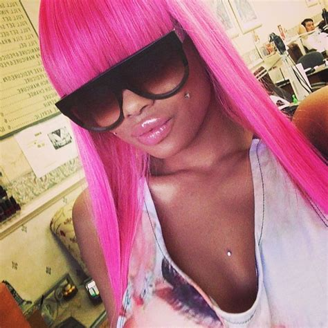 Blac Chyna Hairstyle by Blac Chyna Hairstyles Hair Is Our Crown