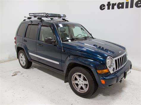 jeep liberty roof 2004 jeep liberty pro series big sky roof mounted cargo