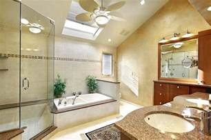 ceiling fans in bathrooms buy best bathroom ceiling fan to ventilate humidity odors