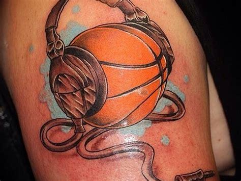 basketball tattoo 45 best basketball tattoos designs meanings