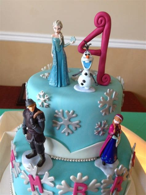 disneys frozen birthday cake cupcake ideas momtastic