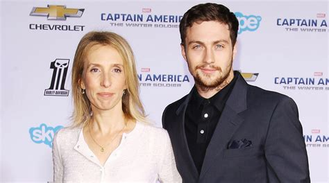 aaron taylor johnson on marriage aaron taylor johnson doesn t notice age difference with