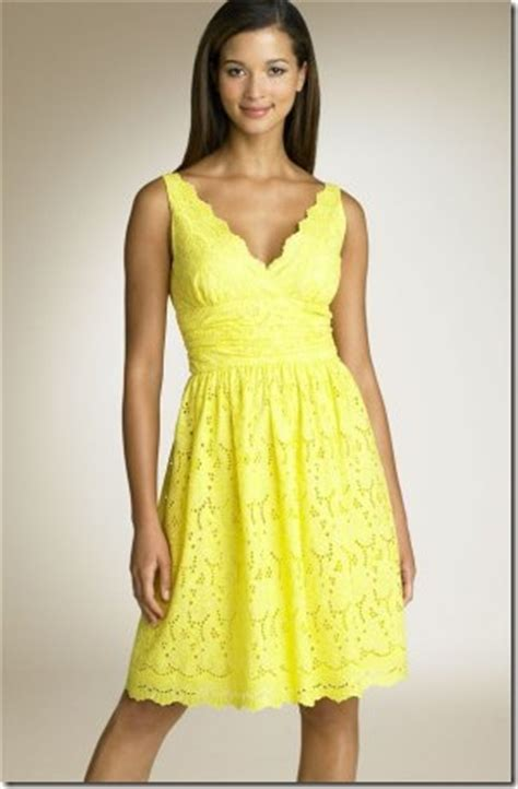 Donma Dress Yellow by Style It Less Wishlist Dresses From Neiman