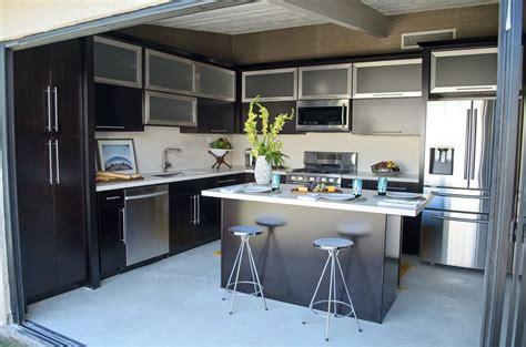 Two Level Kitchen Island dream builders recap nanawall