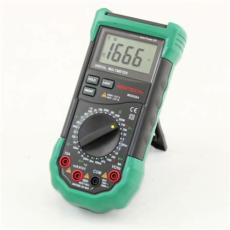 Multi Function Digital csims8264 low price digital multimeter with temperature probes