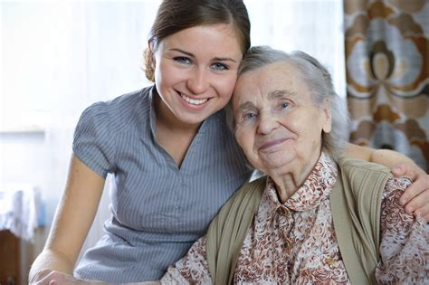 senior health care home care