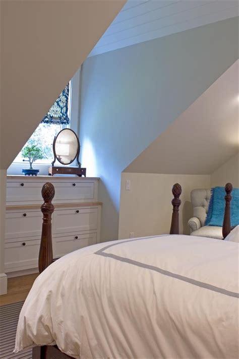 dormer room bedroom