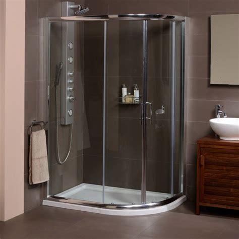 Offset Corner Shower Bath aquafloe 900 x 760 shower cubicle