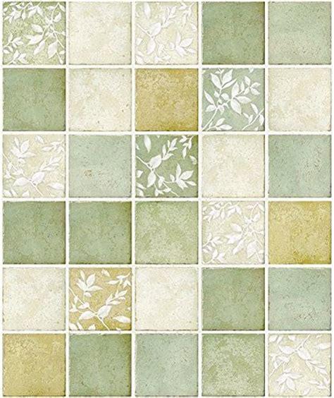 mosaic pattern vinyl green multi color mosaic pattern contact paper self