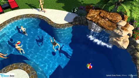 Swimming Pool 829 by Swimming Pool Design Software Currentdata Co