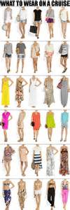 what to wear on a cruise i want to wear pinterest