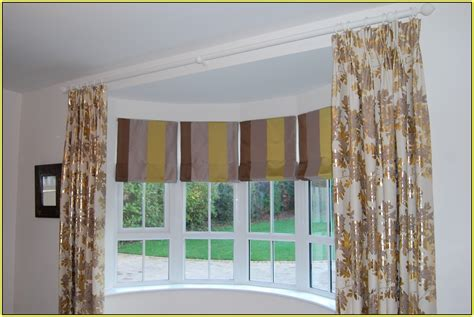 bow window curtains bow window curtains bay treatments for curved