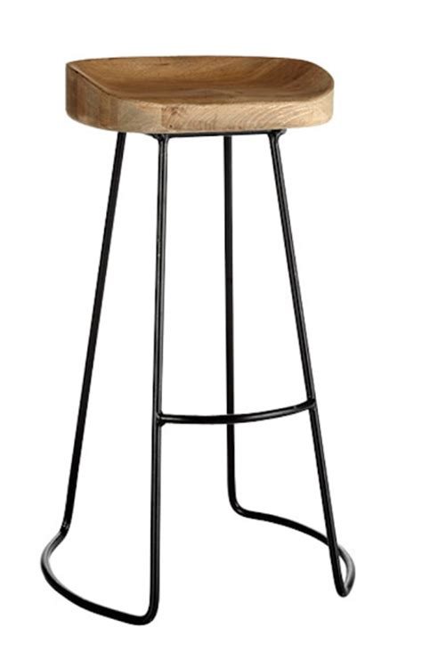 Smart And Sleek Stool by Vanillawood Hinks Stool Copy Cat Chic