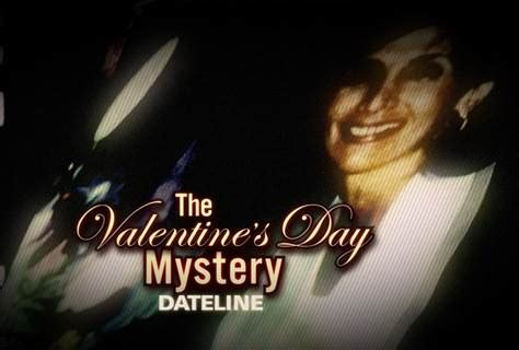 dateline bathtub mystery the valentine s day mystery dateline nbc crime reports