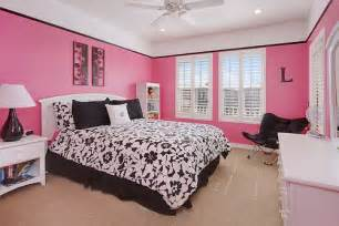 Black White Pink Bedroom 26 Adorable Pink Bedroom Ideas Creativefan