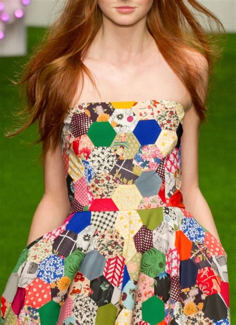 Patchwork Dress Pattern - patchwork dress pattern creative and innovative