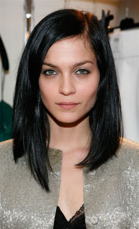 how to cut asymmetrical bob with layers jet black hair cut with long layered bob bob hair don