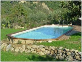 Backyard Above Ground Pool Backyard Above Ground Pools Lets Play House