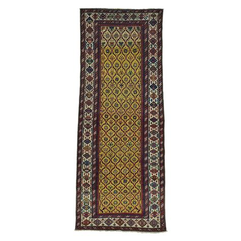 wide runner rugs 4 x9 10 quot antique caucasian dagestan vegetable dyes wide runner rug moab8bc0 the rug shopping