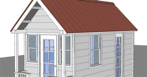 home design 8x16 calpella cabin 8x16 v1 cover love this floor plan