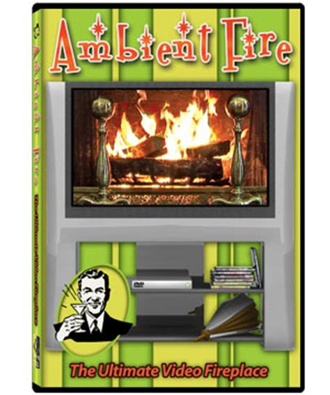 Fireplace Dvd by Ambient Fireplace Dvd Premium Fireplace Dvd