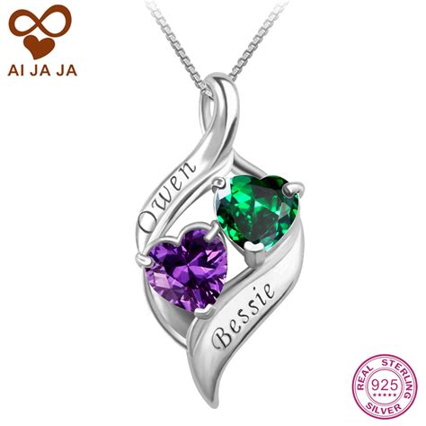 where to buy sterling silver to make jewelry aliexpress buy aijaja 925 sterling silver 2 names