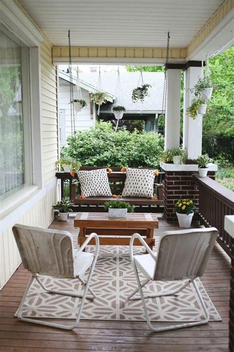 veranda mit balkon moderne veranda gestalten
