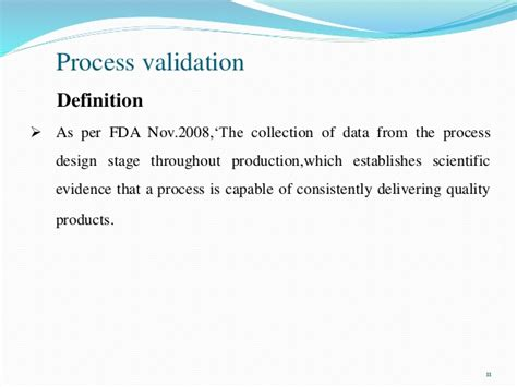 design validation definition fda pharmaceutical validation ppt rahul dalvi