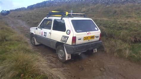 fiat panda 4x4 road fiat panda 4x4 road